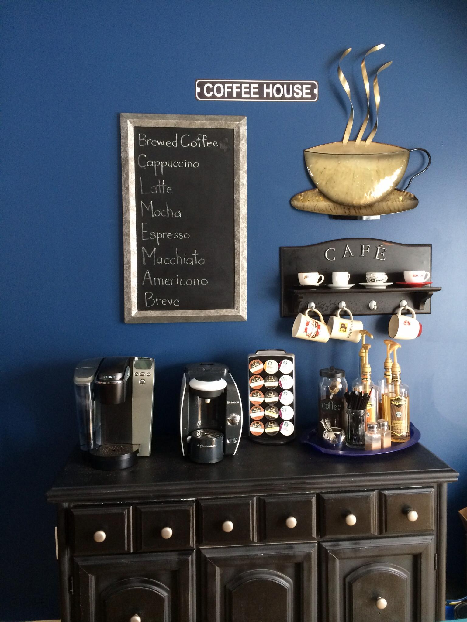 Uncategories Home Coffee Station Ideas