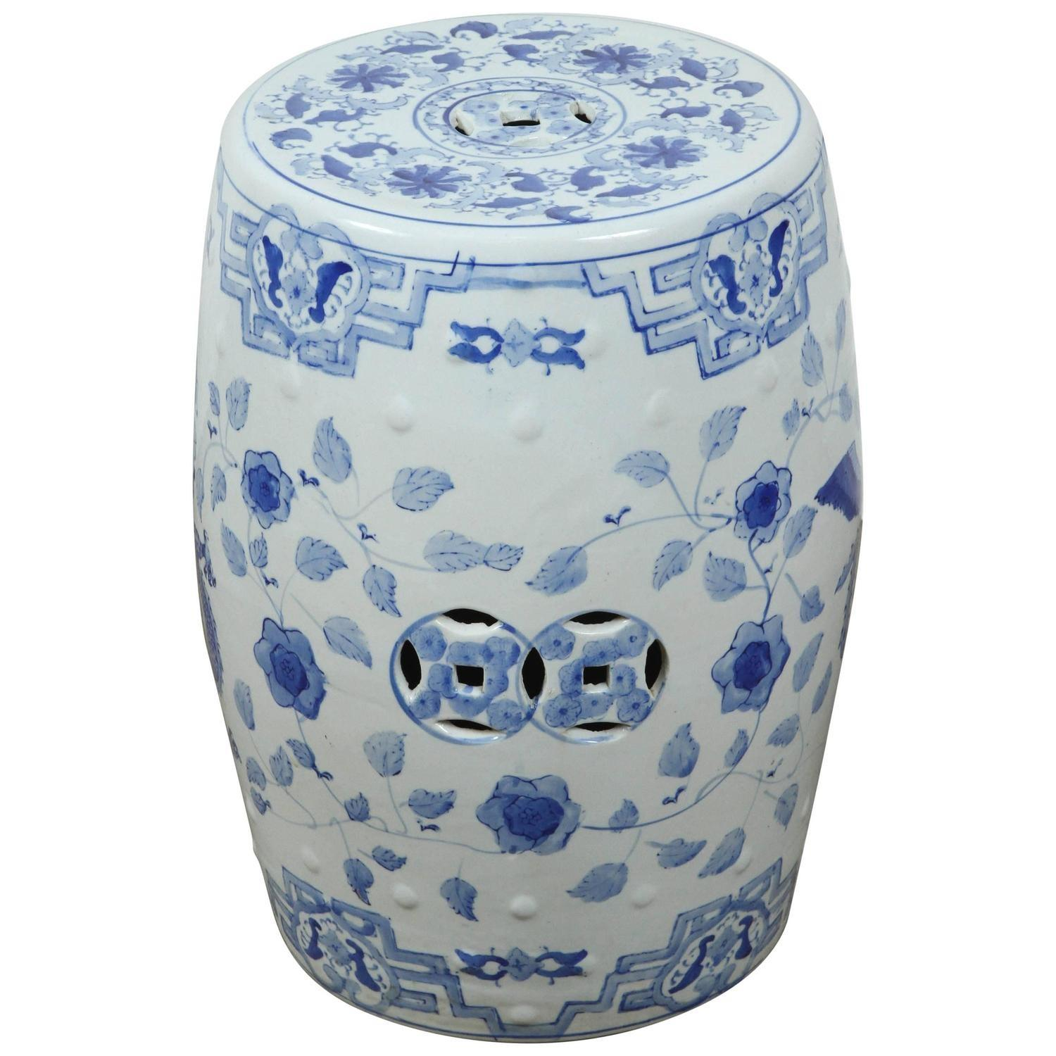 Uncategorized Chinese Ceramic Stool