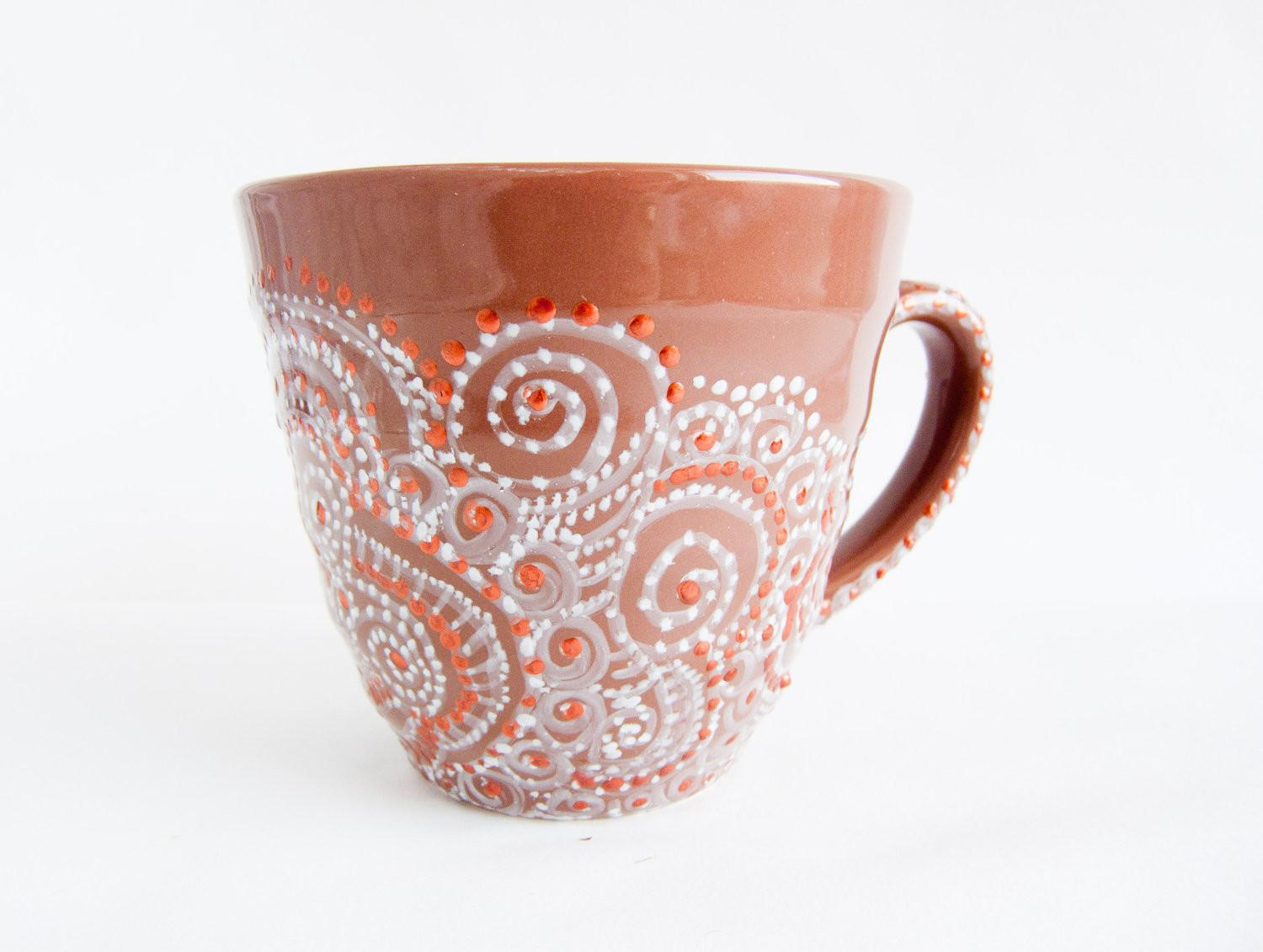 Uncategorized Painted Coffee Mugs Christassam Home Design