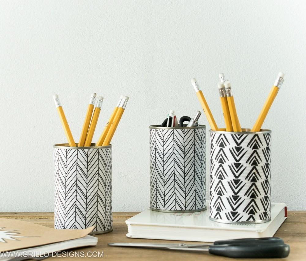 Uncategorized Wall Mounted Pencil Holder
