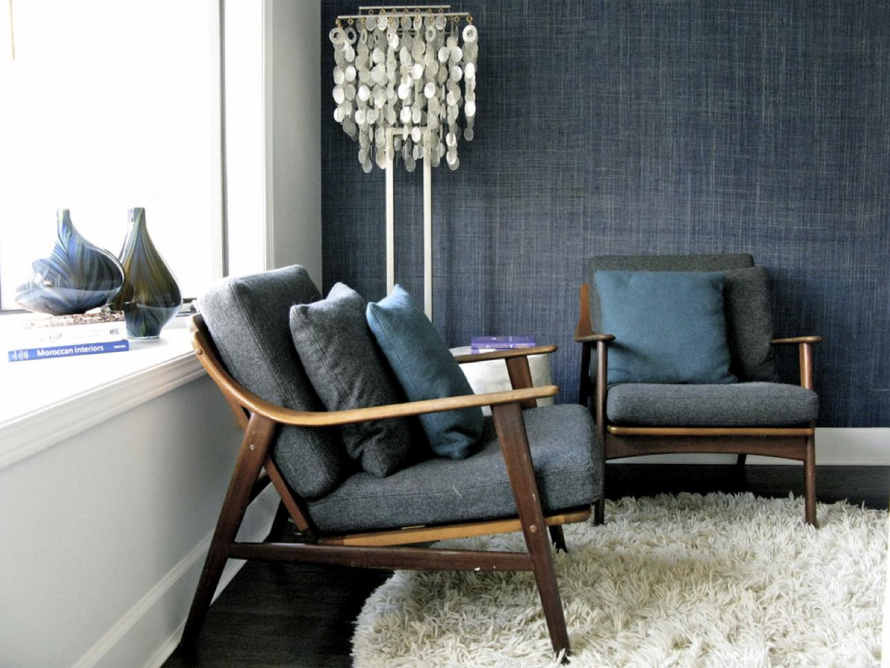 Uncommon Law Inspiring Accent Walls