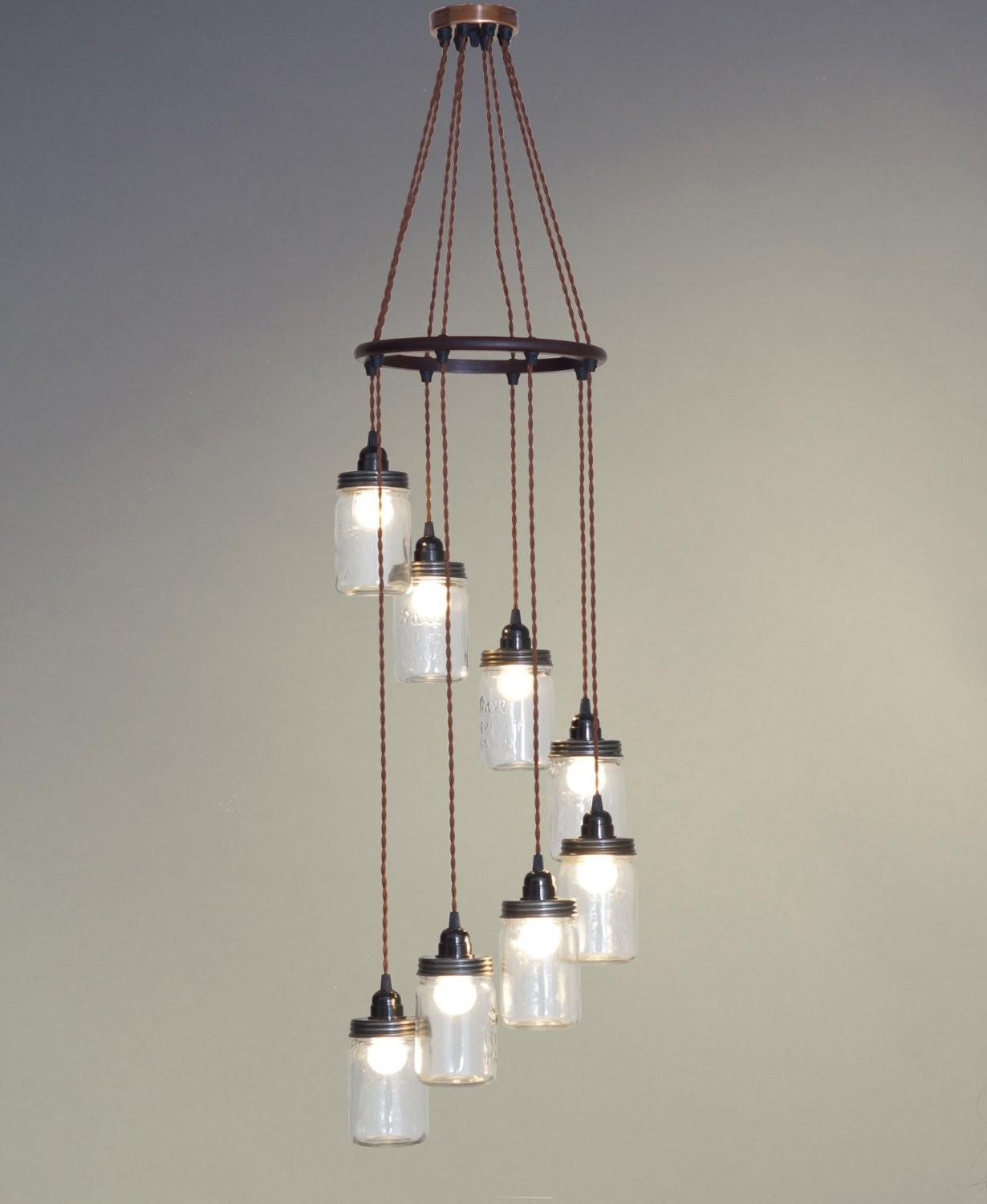 Unconventional Handmade Industrial Lighting Designs