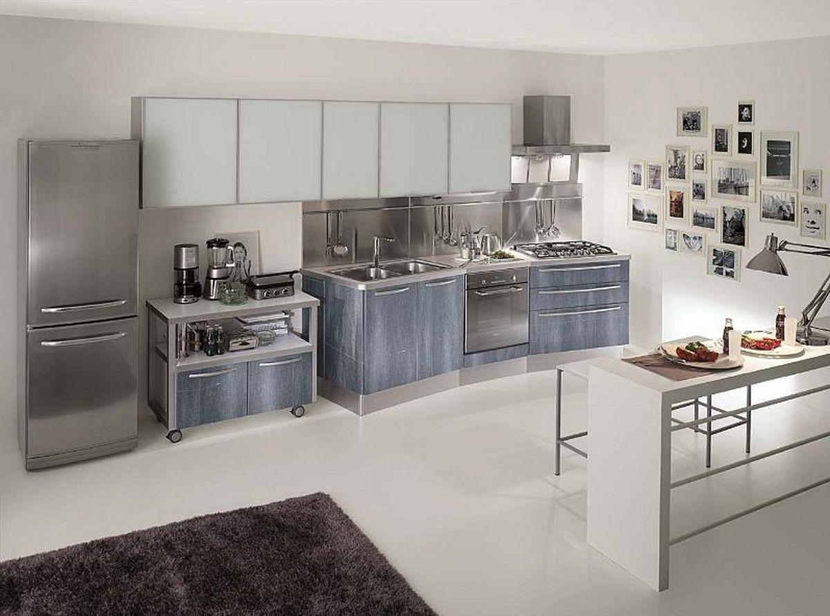 Uncovering Facts Metal Kitchen Cabinets