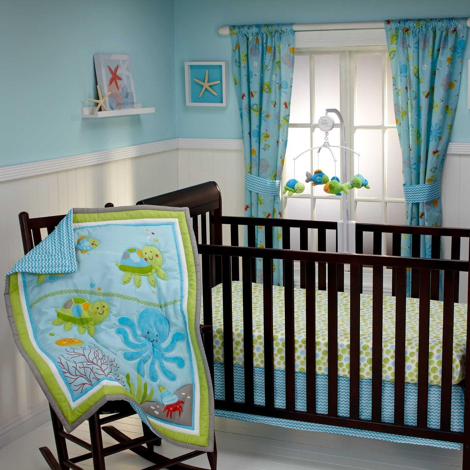 Under Sea Wall Mural Nursery