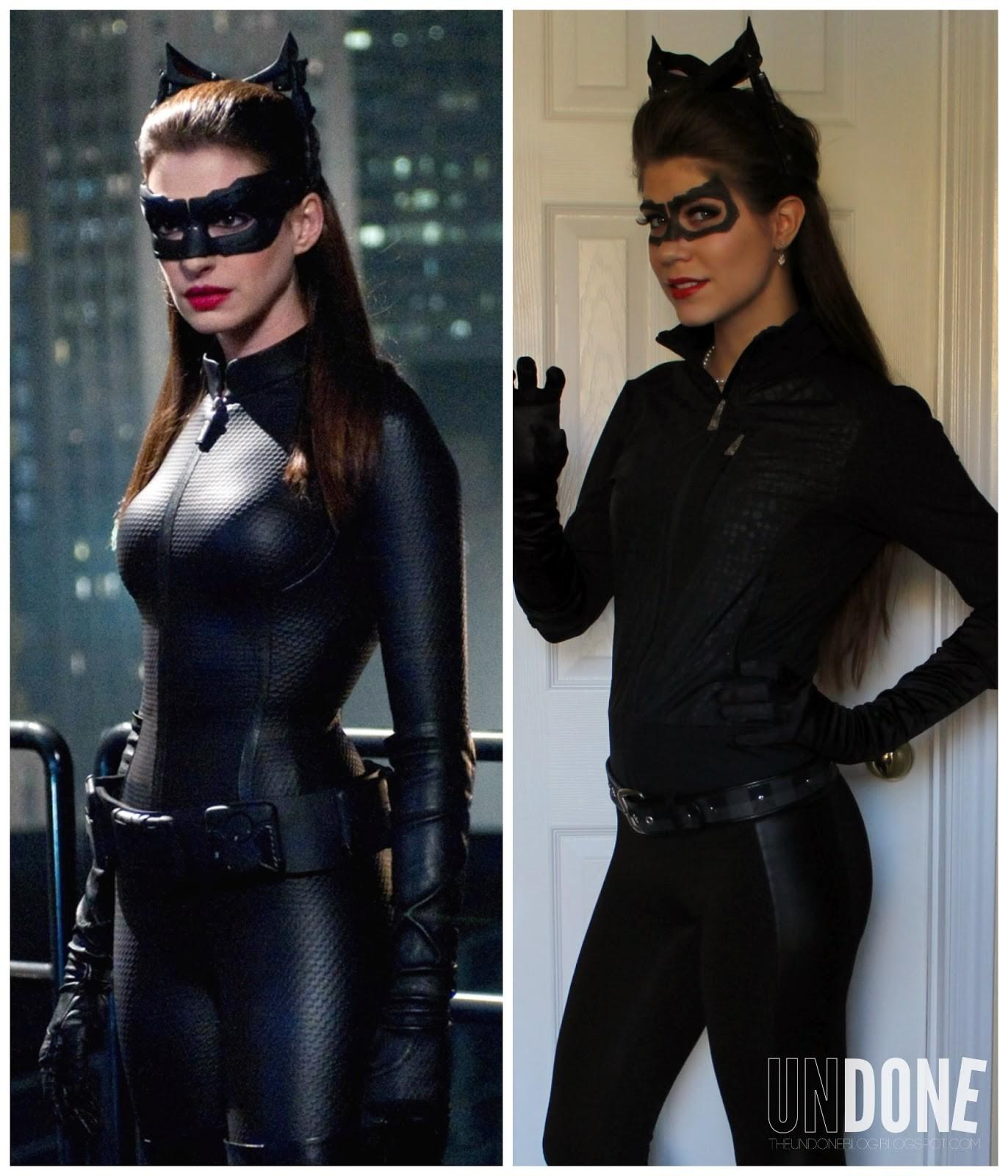 Undone Diy Catwoman Costume Daily Diaries