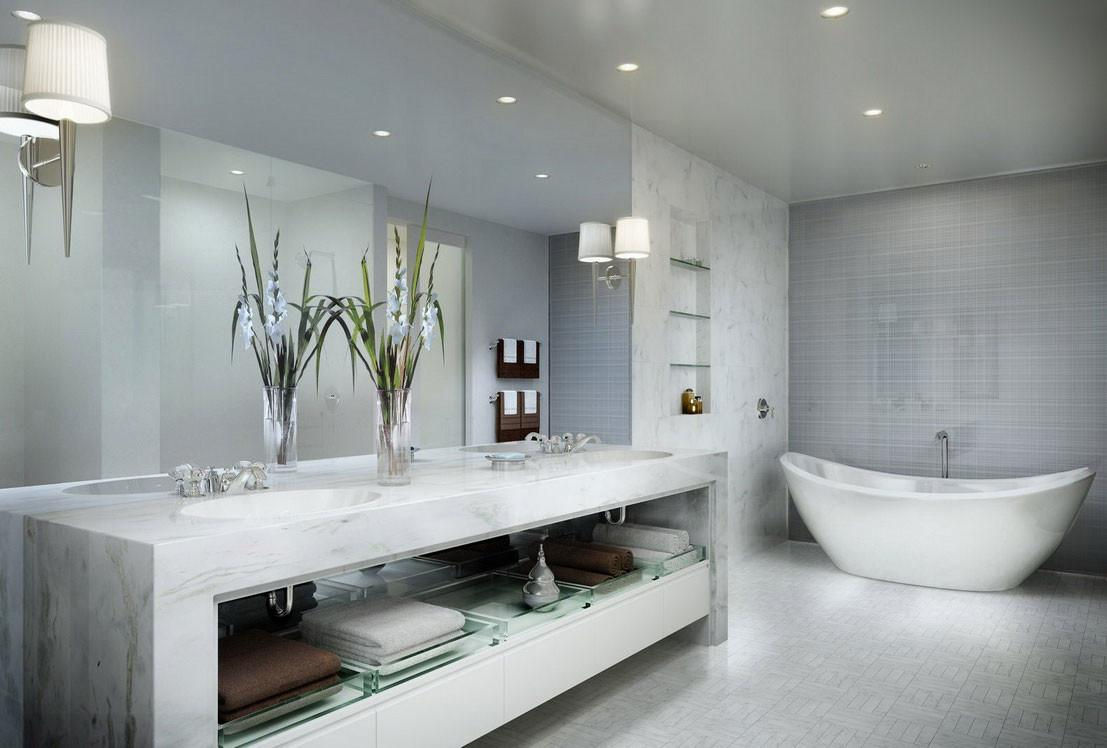 Unforgettable High End Bathroom Designs Design