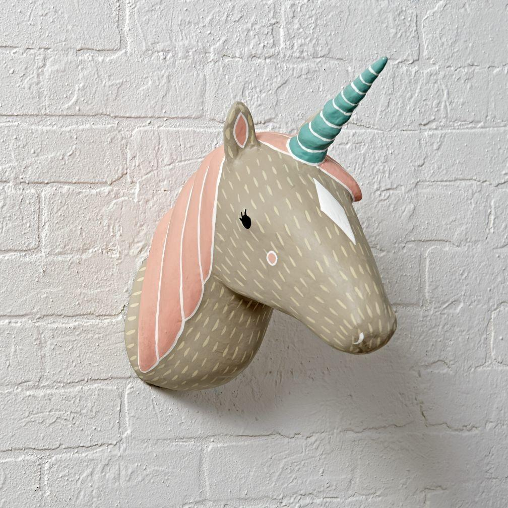 Unicorn Charming Creatures Decor Land Nod