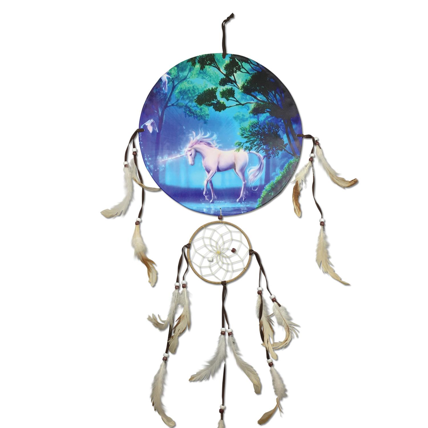 Unicorn Dreamcatcher William Valentine Collection