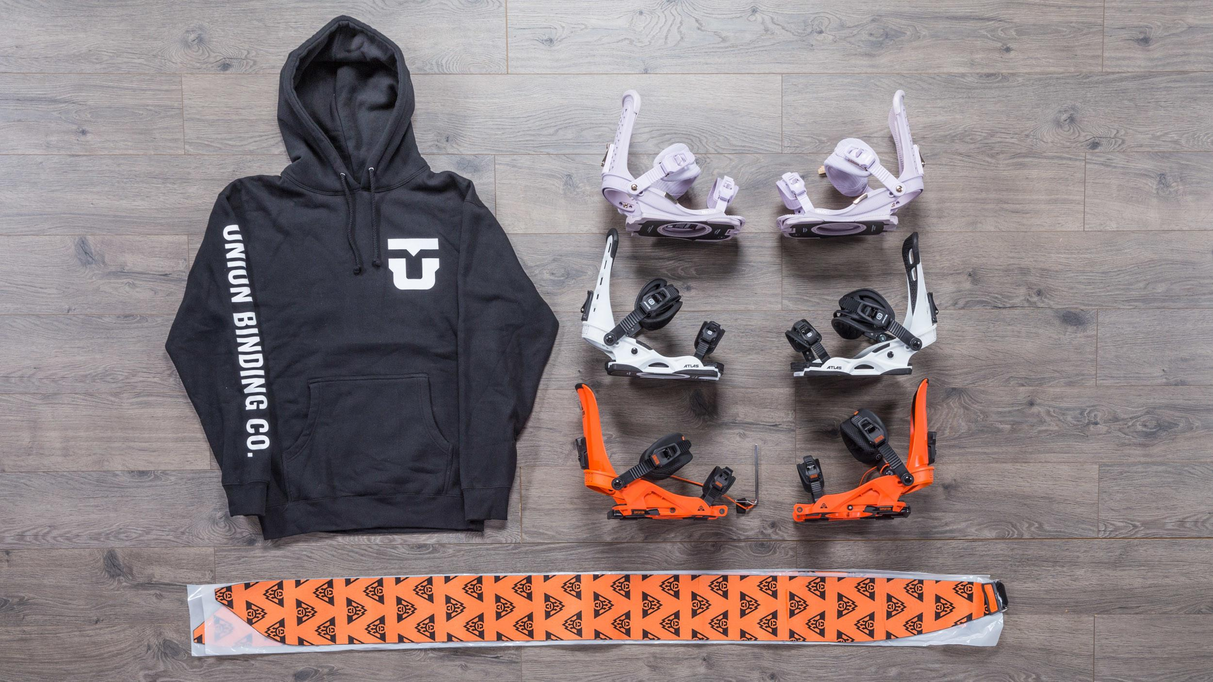 Union Holiday Gift Guide 2018 Transworld Snowboarding