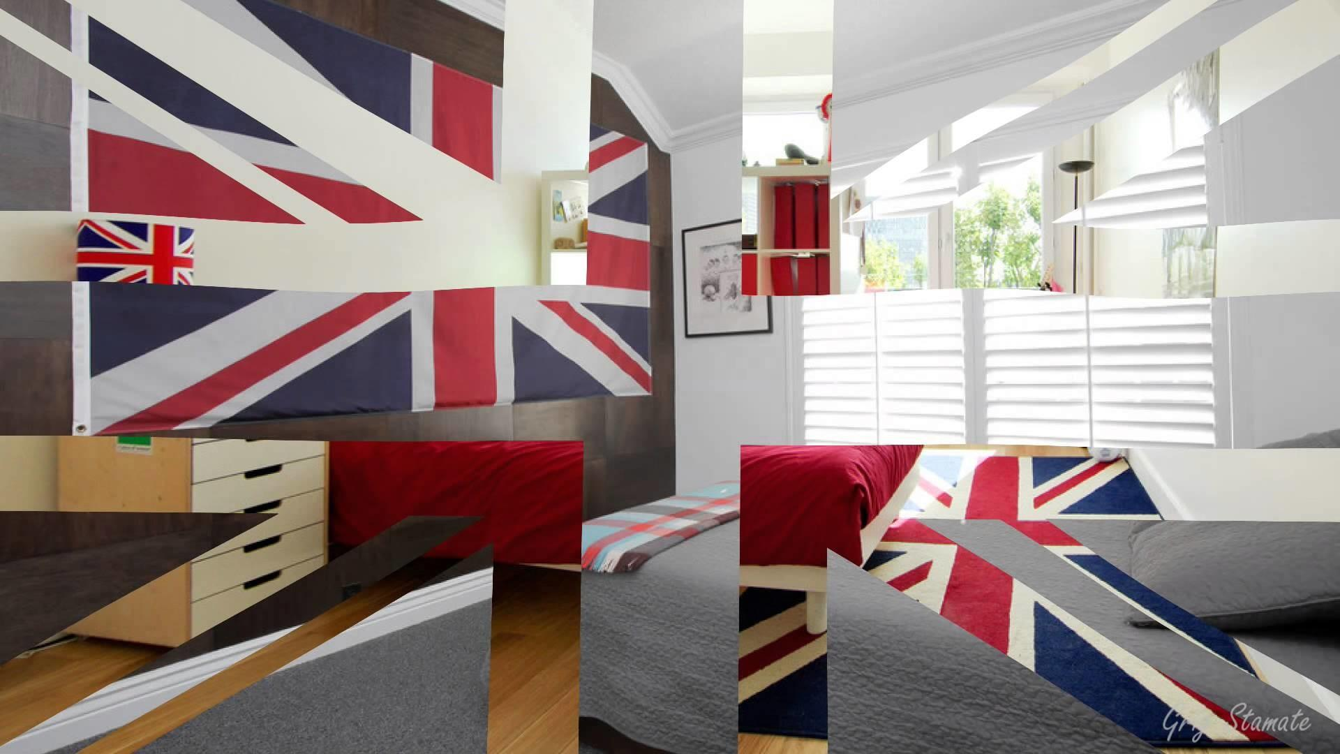 Union Jack Home Accessories Callforthedream