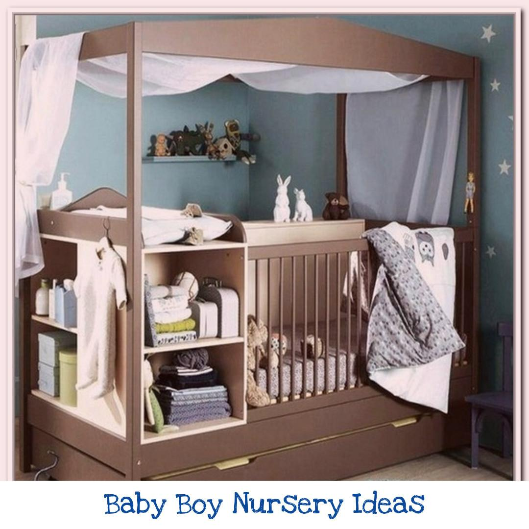 Unique Baby Boy Nursery Themes Decor Ideas Involvery