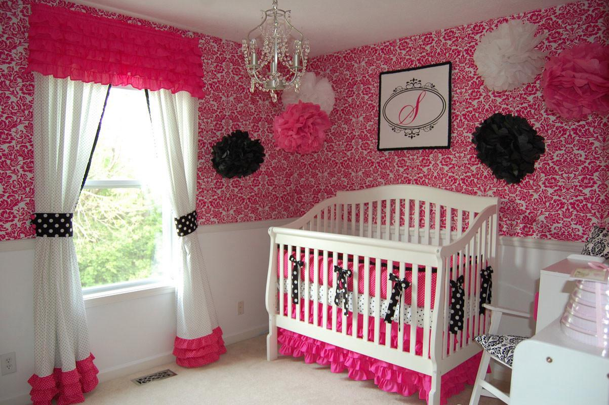 Unique Baby Girl Room Wall Decor Angel Advice Interior
