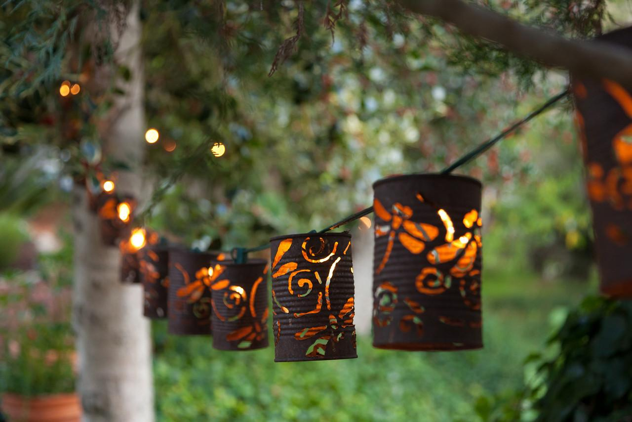Unique Beautiful Diy Garden Lanterns Homesthetics