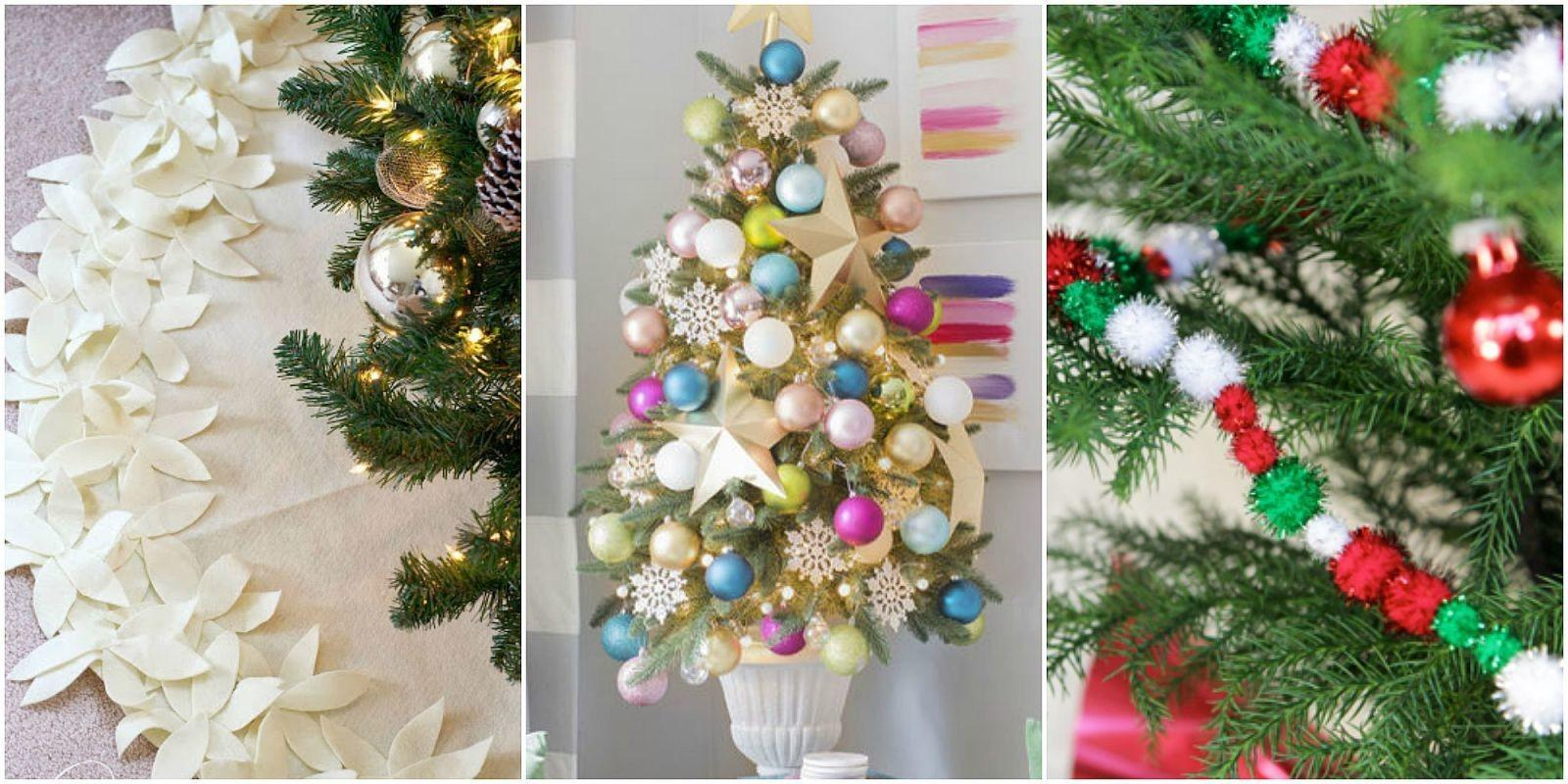 Unique Christmas Tree Decorations 2016 Ideas