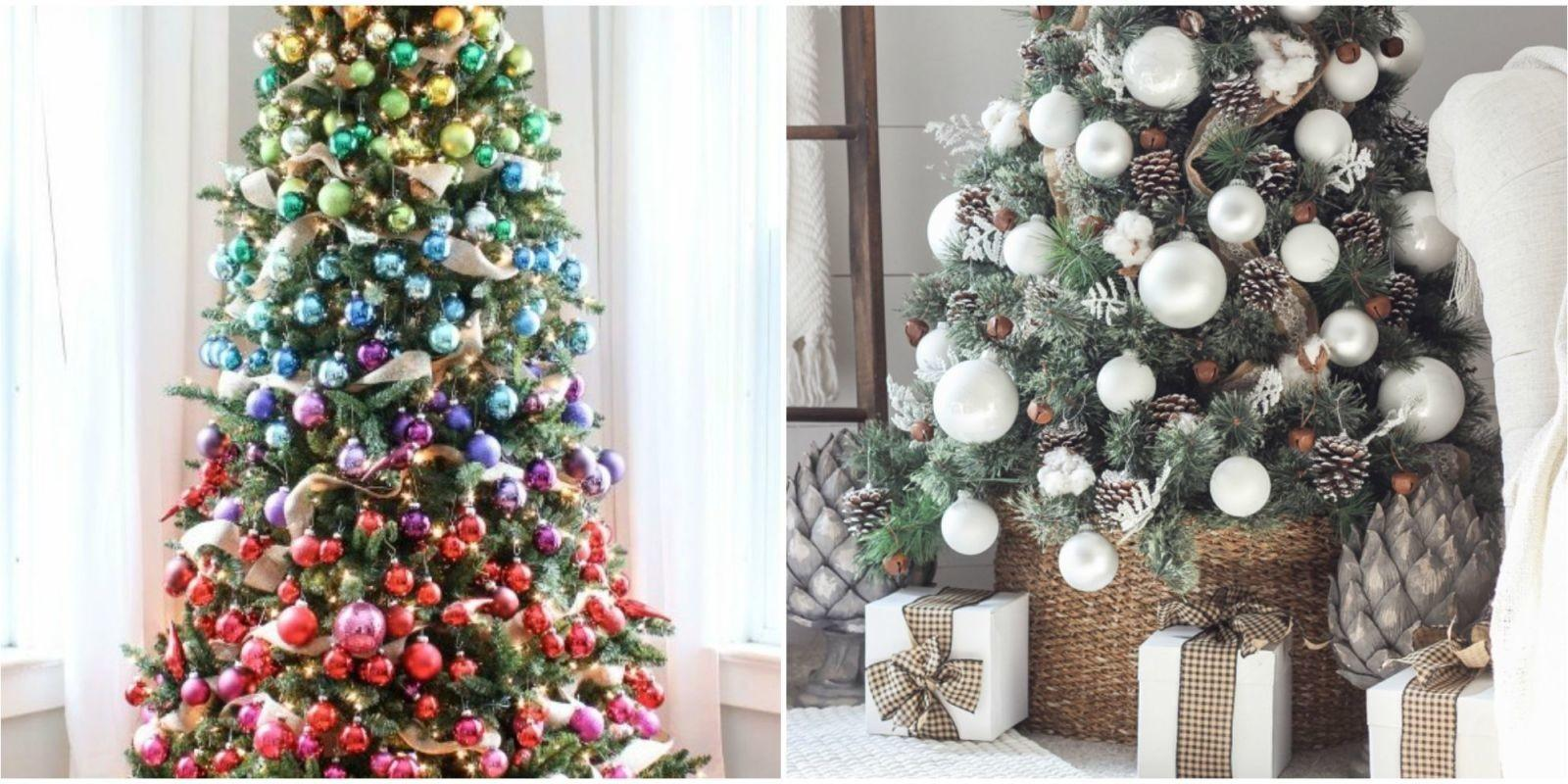Unique Christmas Tree Decorations 2017 Ideas