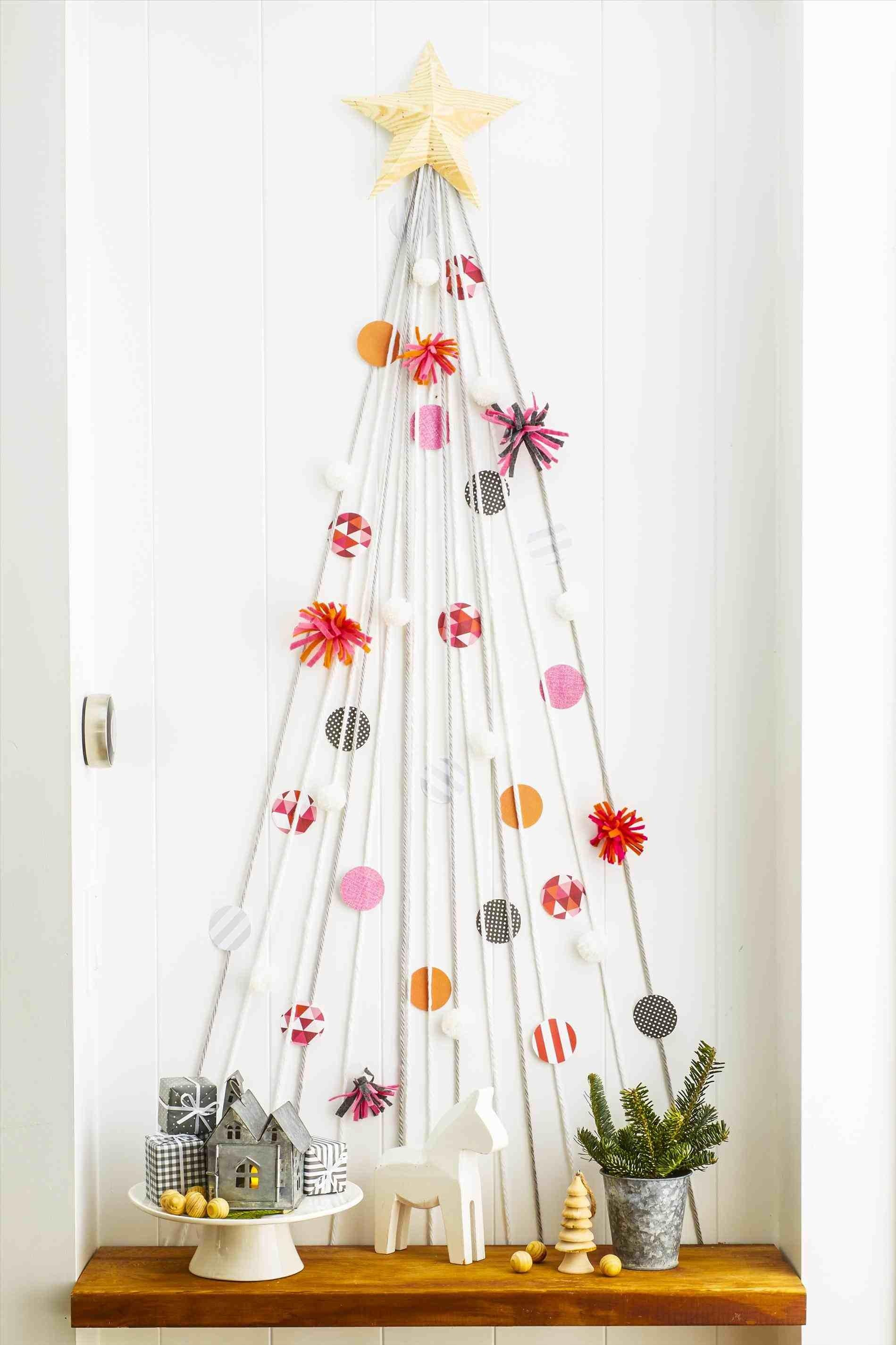 Unique Christmas Trees Diy Temasistemi