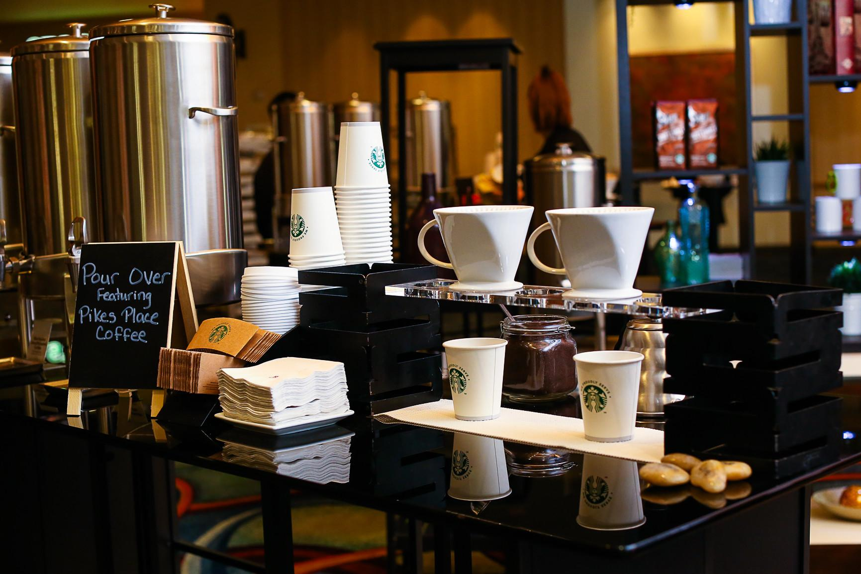 Unique Coffee Station Meetings Imagined
