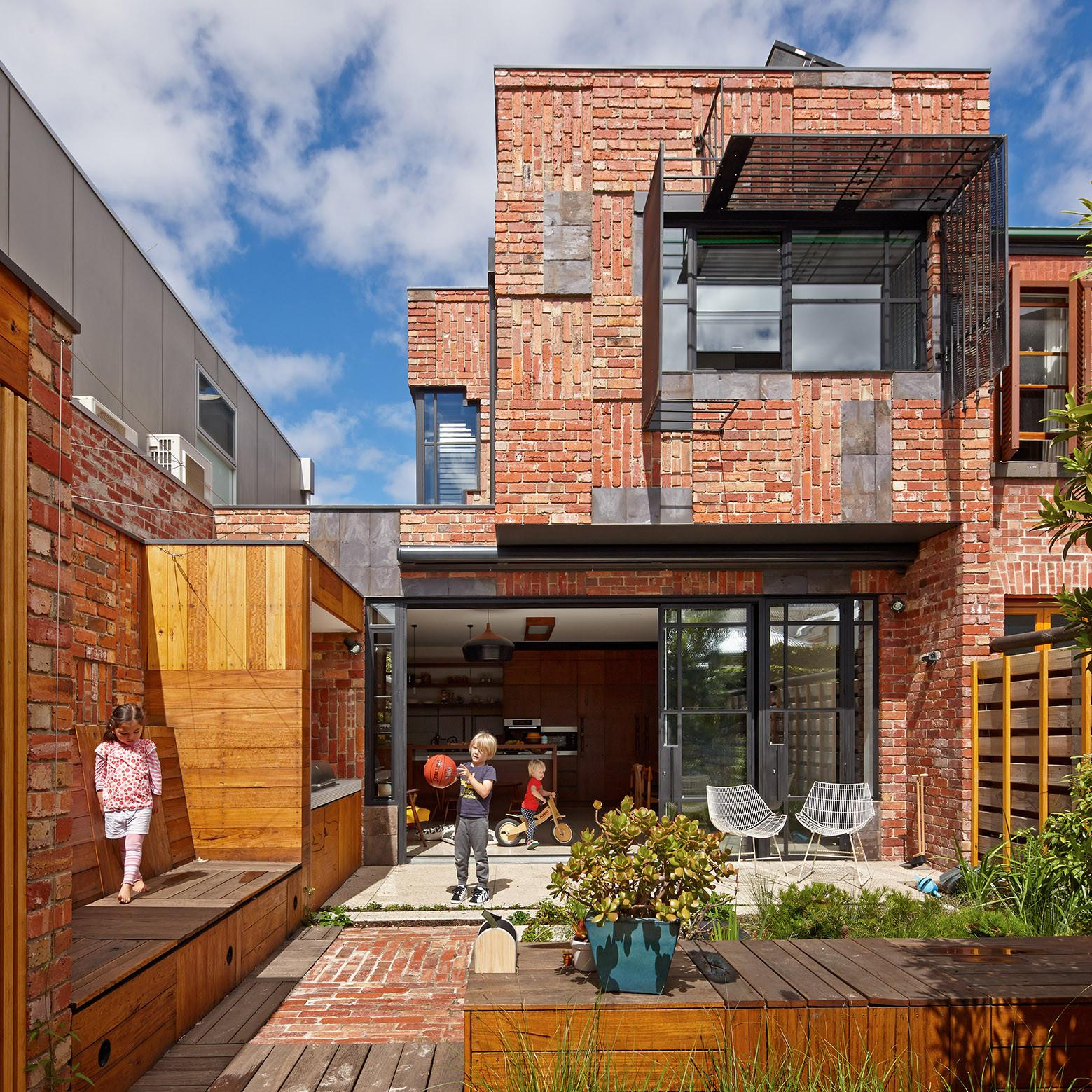 Unique Cubo House Melbourne Australia