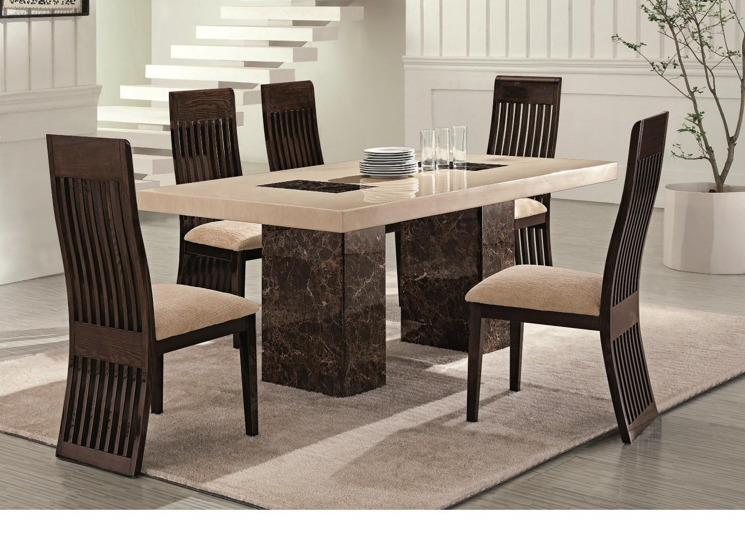 Unique Dining Tables Modern Retro Set Furniture