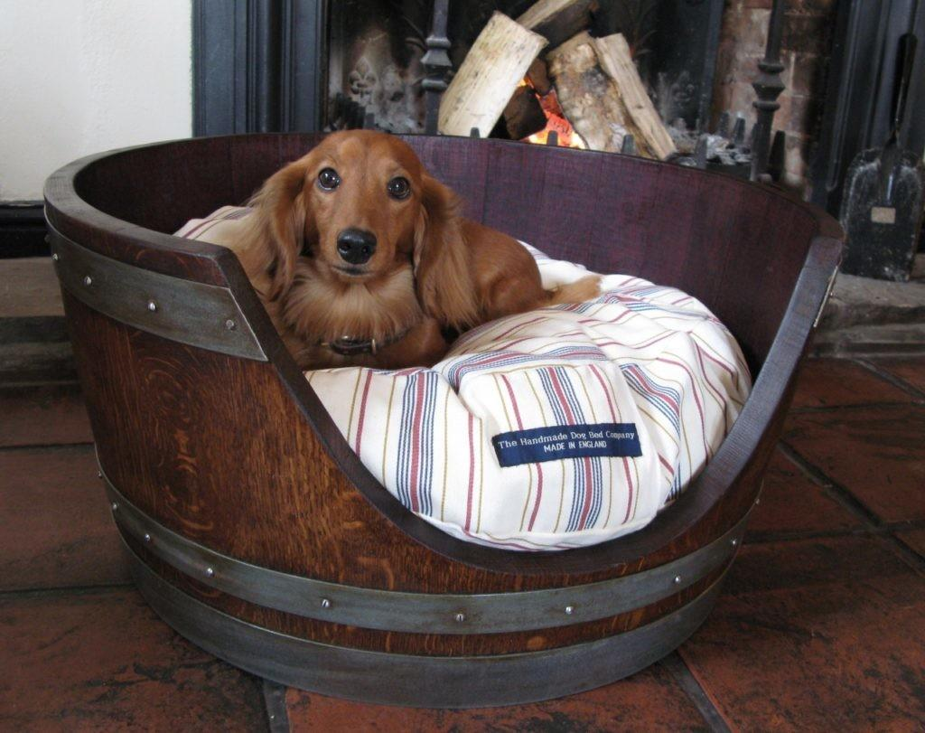 Unique Diy Dog Beds Any Decor Iheartdogs
