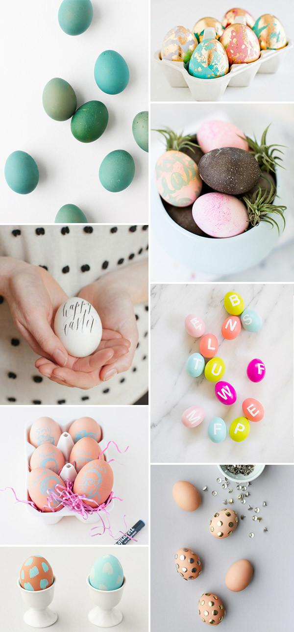 Unique Diy Easter Egg Ideas Try Before Sunday