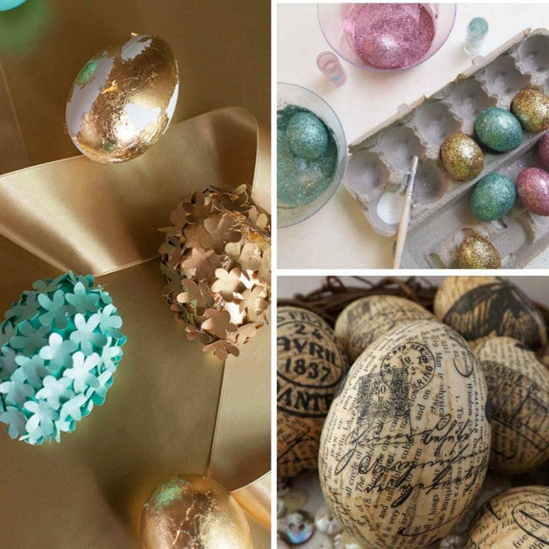 Unique Easter Egg Decorating Ideas Sincerely Jean