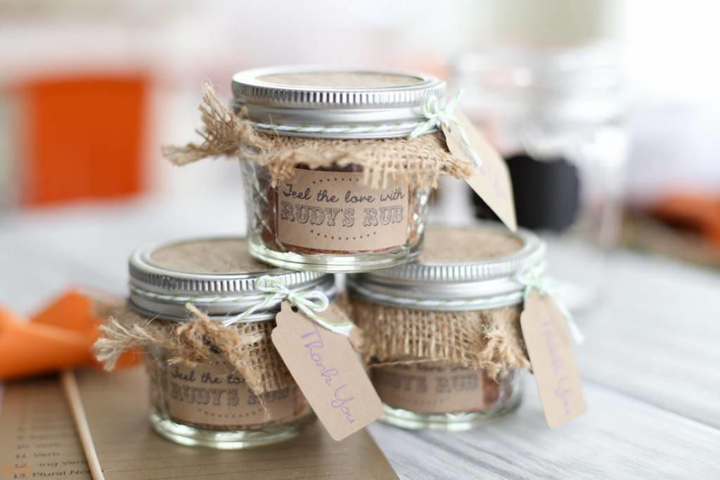 Unique Easy Awesome Diy Wedding Favors