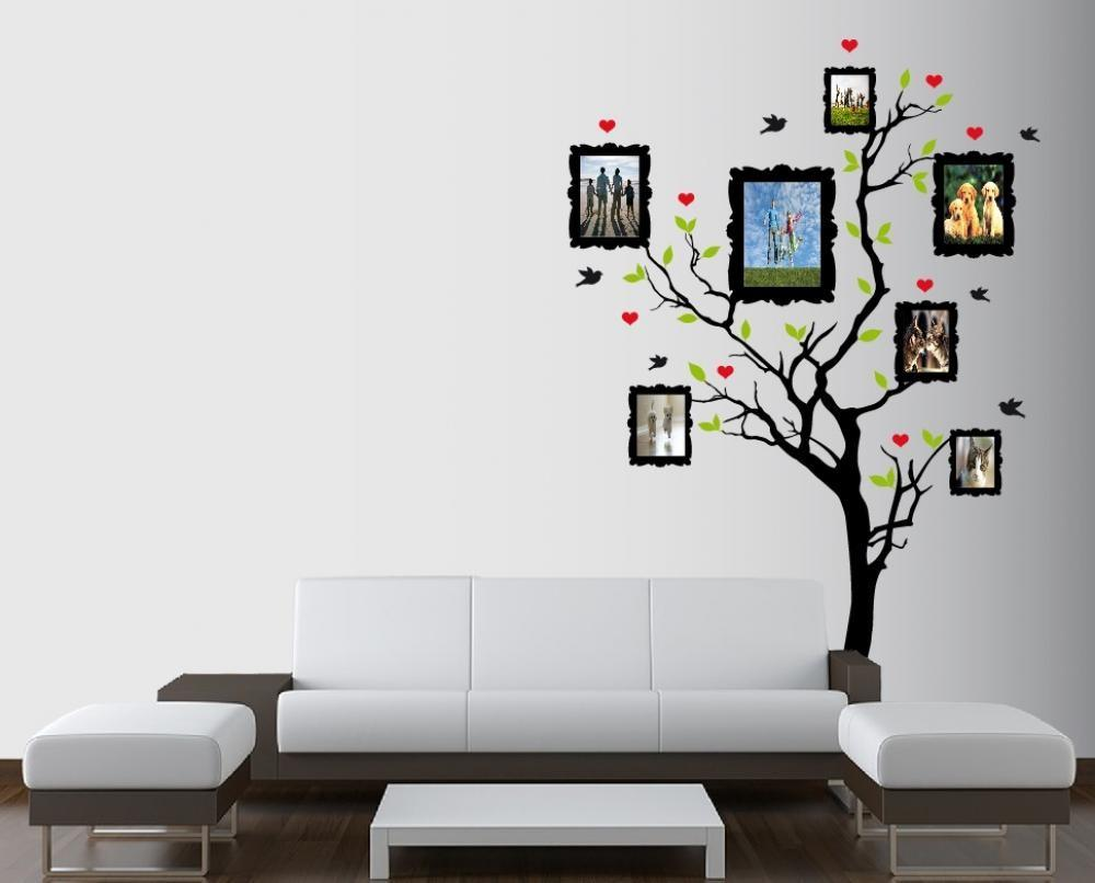 Unique Frame Fit Inspiring Wall Pattern