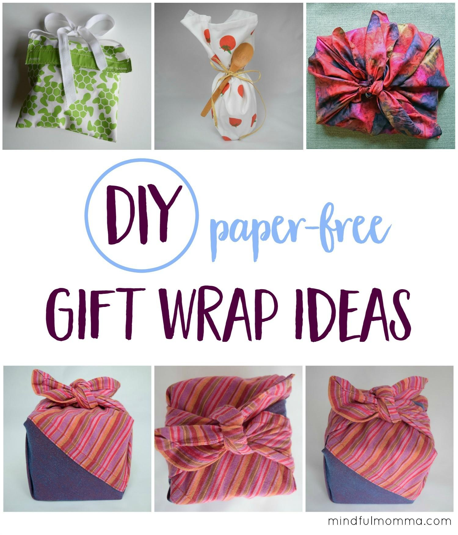 Unique Gift Wrapping Ideas Part
