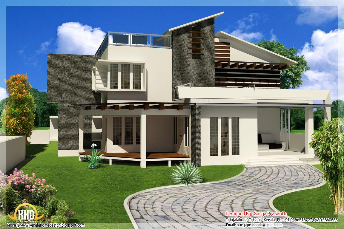 Unique Modern Home Plans Contemporary House