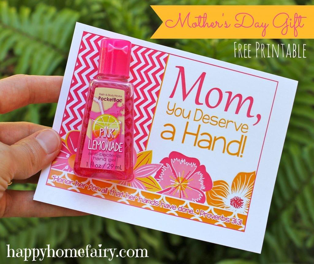 Unique Mother Day Gifts 2016best