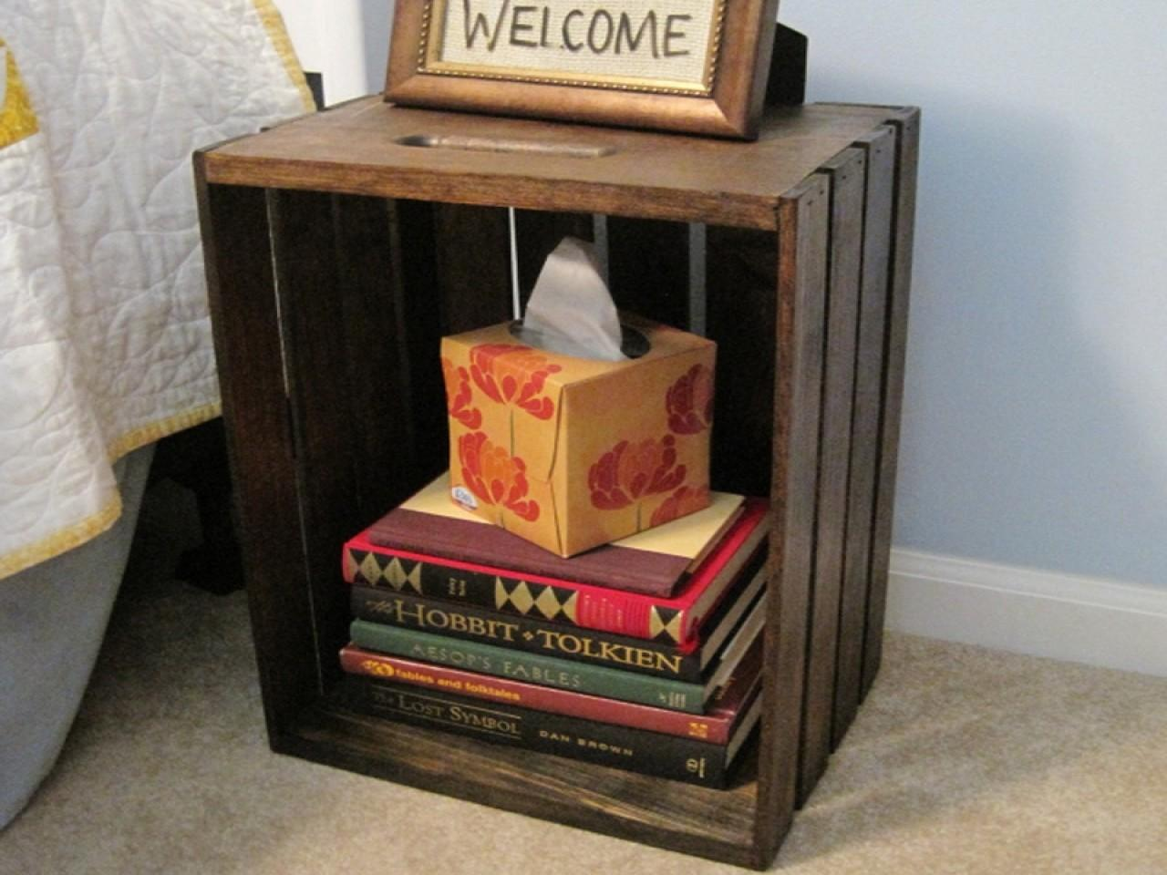 Unique Night Stands Decorating Nightstand