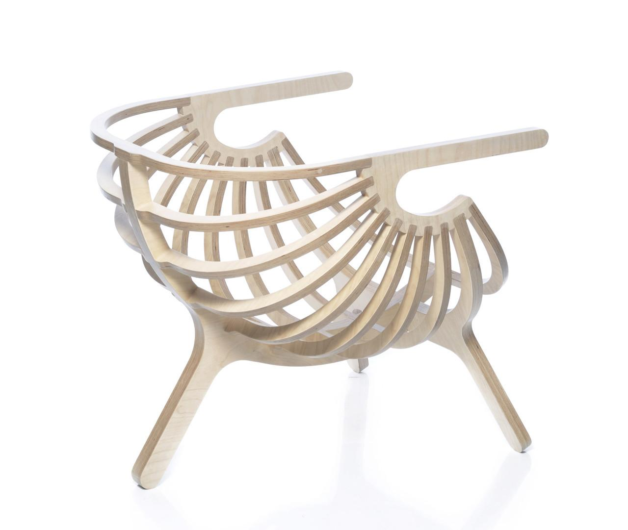 Unique Plywood Chair Design Branca Stylehomes
