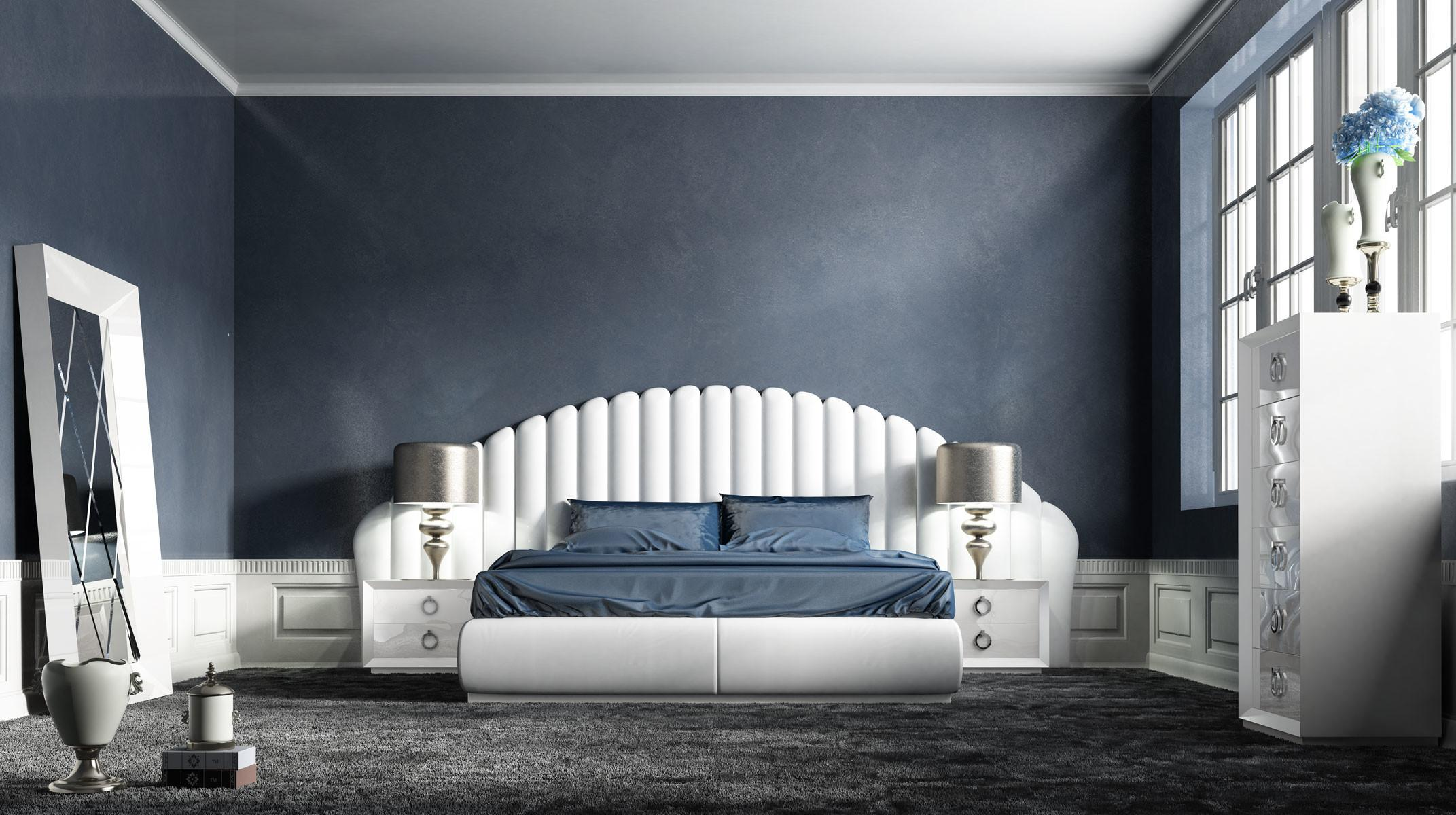 Unique Quality Luxury Bedroom Furniture Classic Style