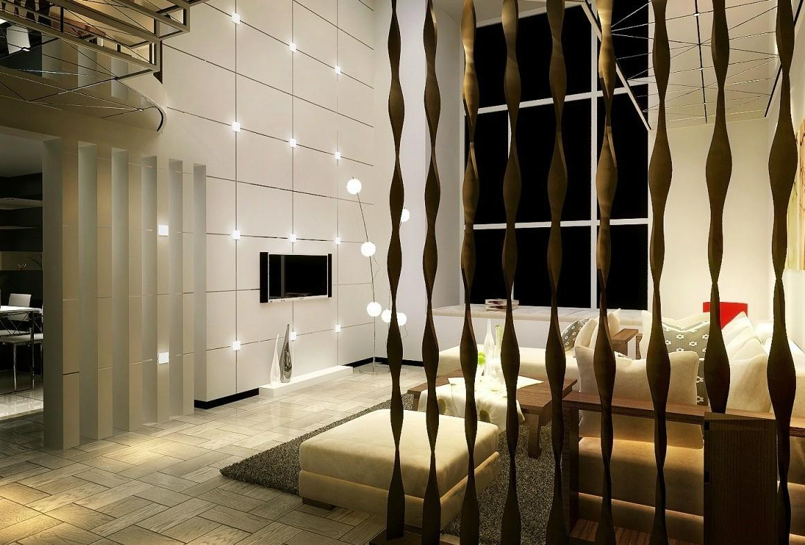 Unique Room Partitions Functional Style