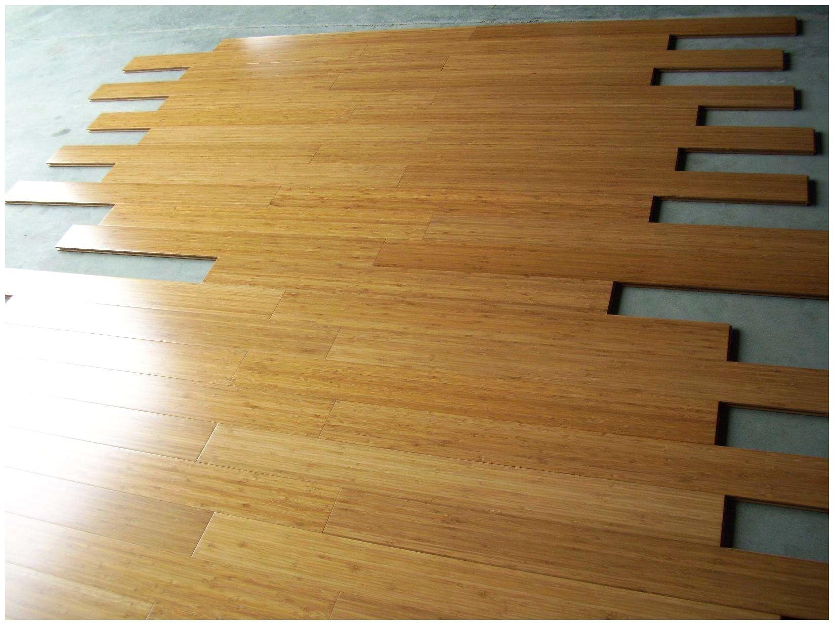 Unique Strand Woven Bamboo Flooring Pros