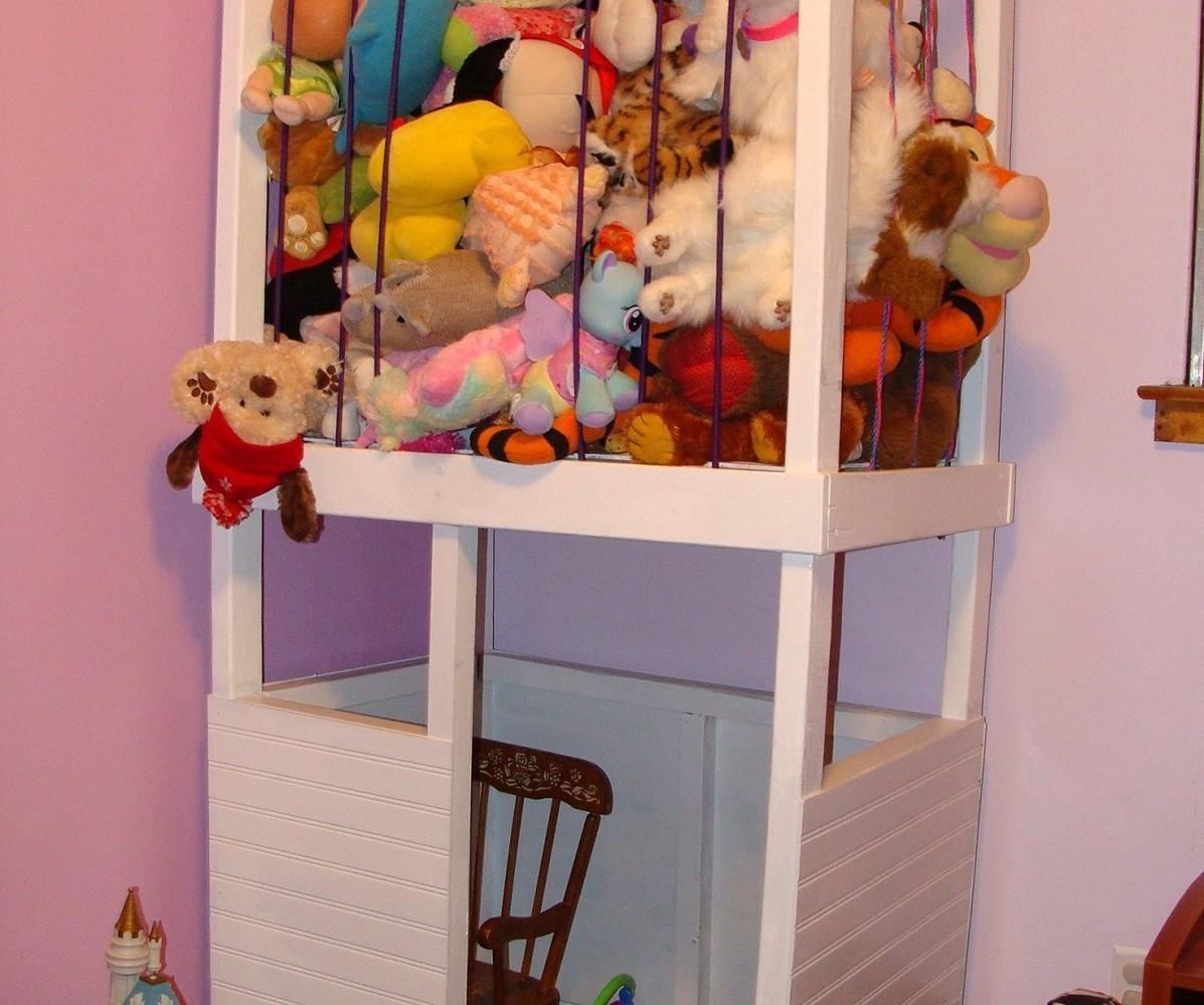Unique Stuffed Animal Storage Ideas