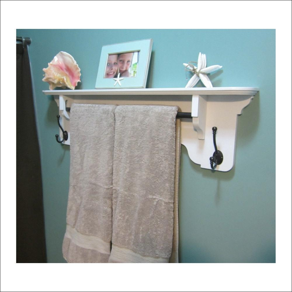 Unique Towel Hooks Bathroom Hook Rack Paper