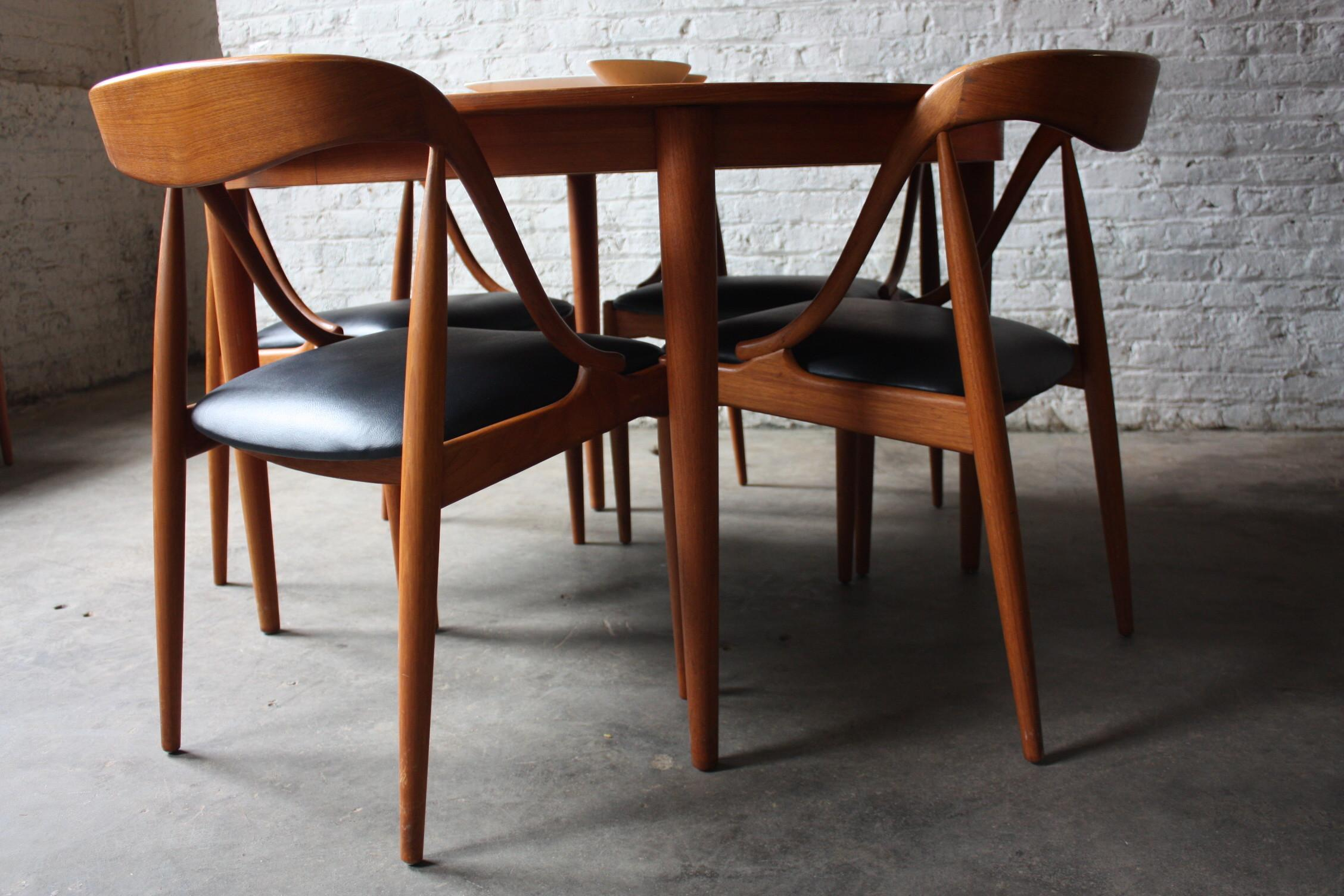Unique Trendy Dining Room Chairs Light