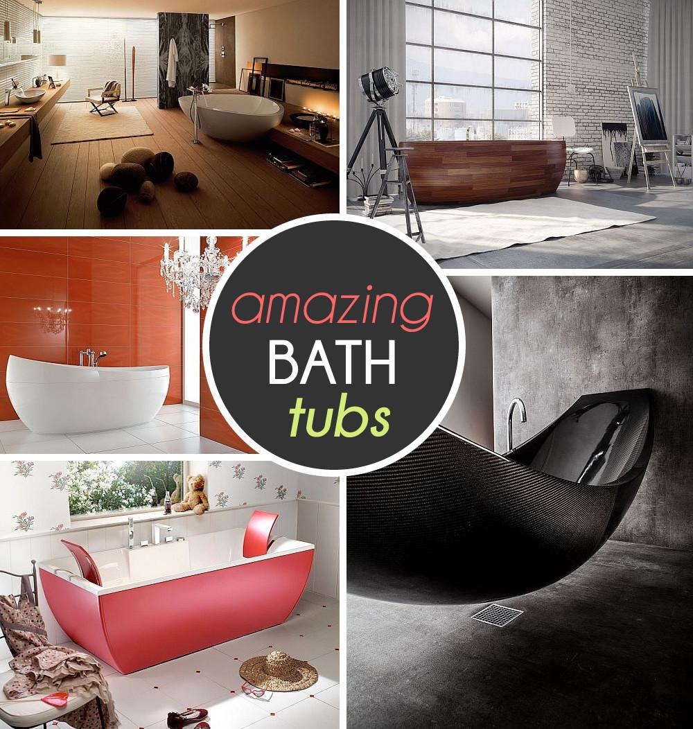 Unique Tubs Bath Time Pleasures2014 Interior Design