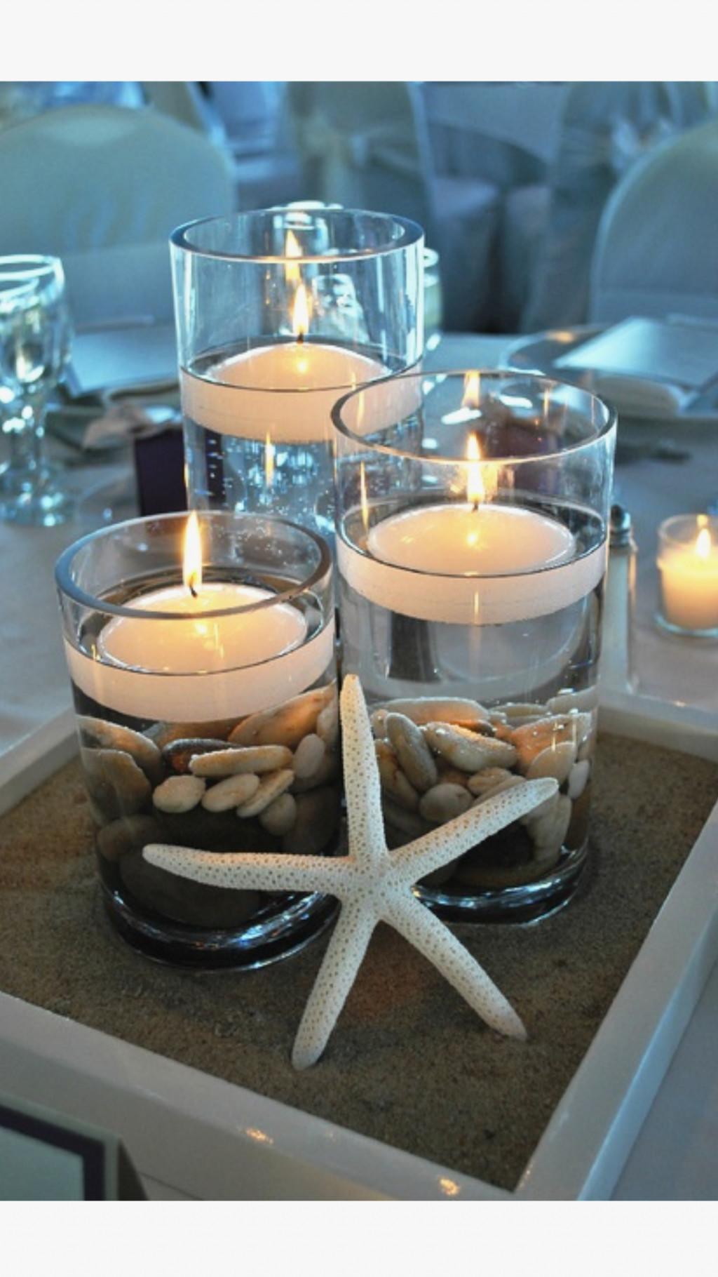 Unusual Beach Theme Centerpieces Best Ideas