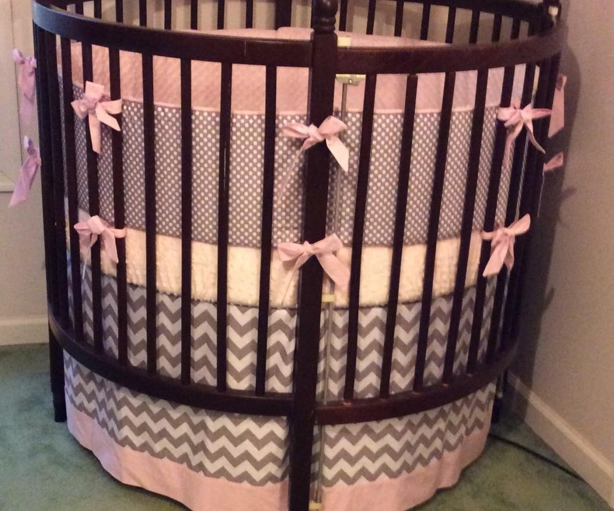 Unusual Changing Table Wells Round Baby Cribs