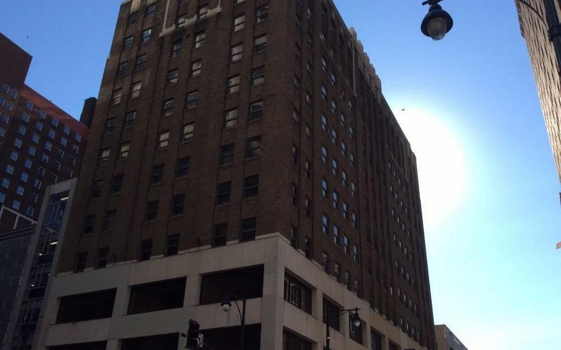 Unusual Hotel Apartment Conversion Could Save Blighted
