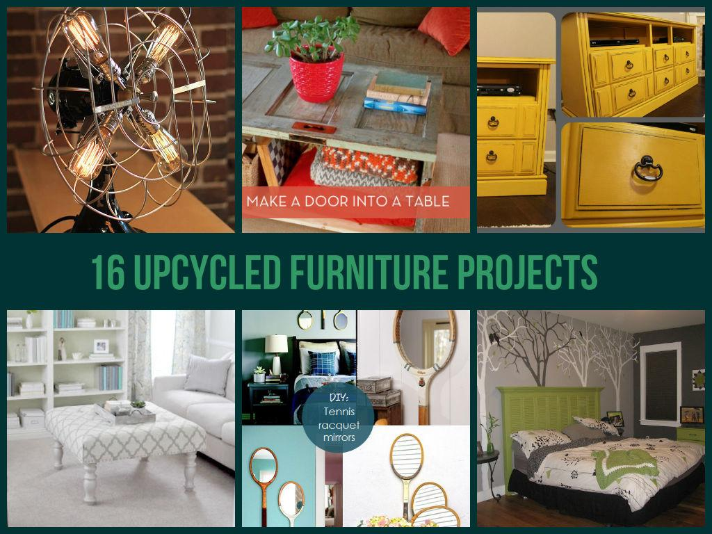 Upcycled Furniture Projects Top Diy Ideas