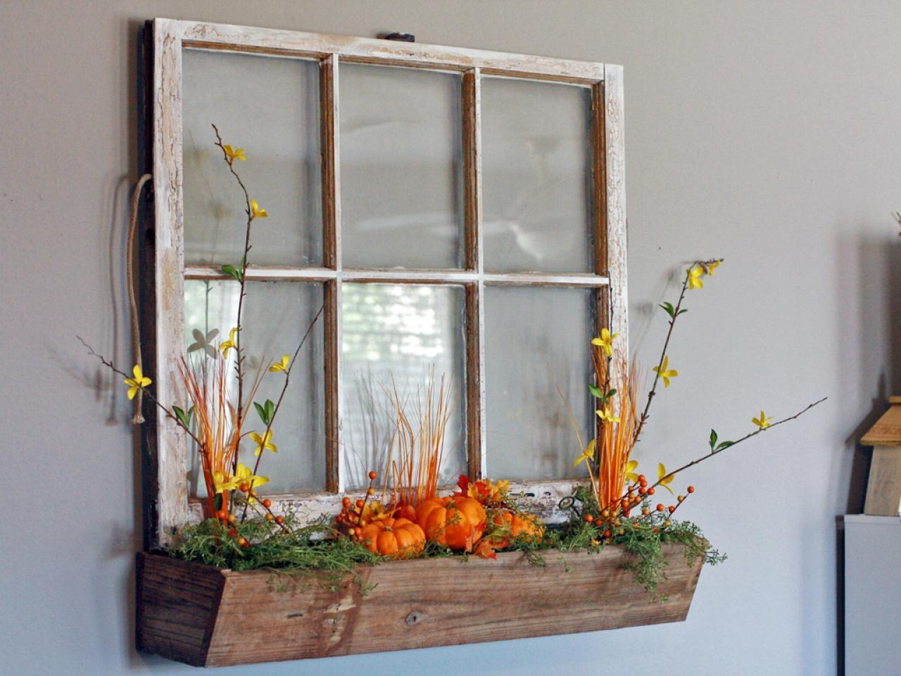 Upcycled Window Projects Love Decorating