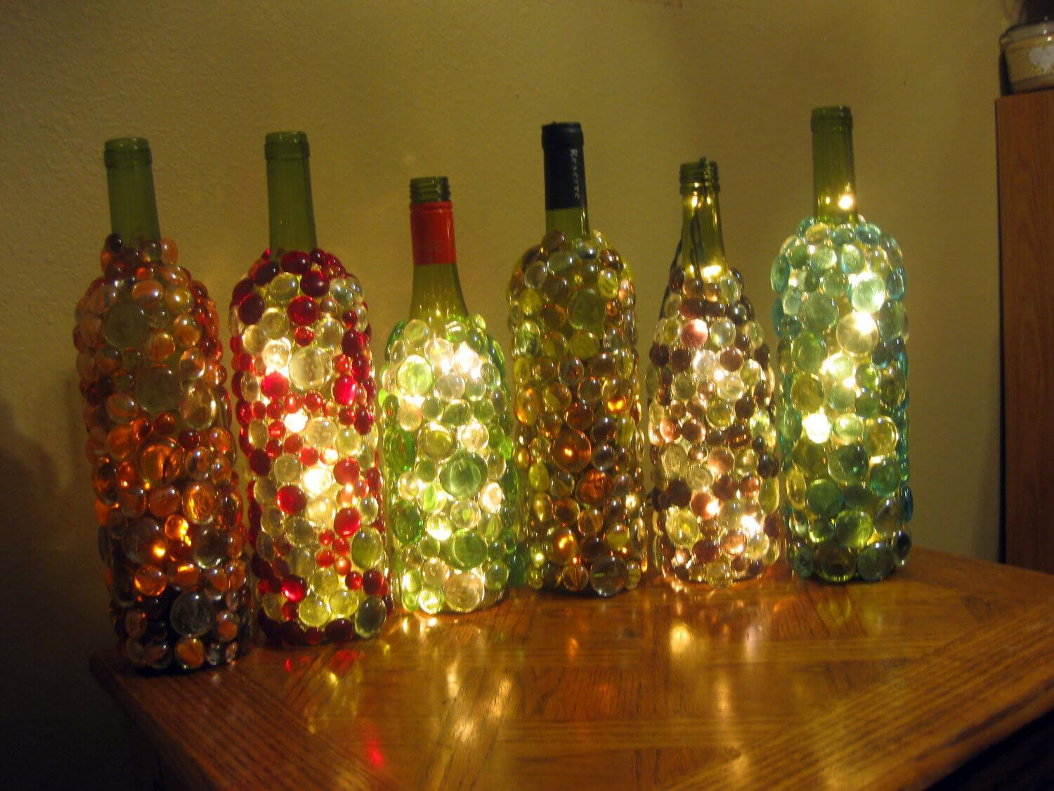 Upcycling Old Jars Arts Crafts More