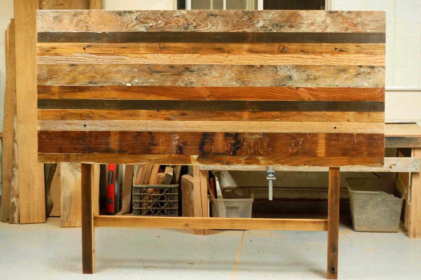 Upcycling Pallet Headboard Reclaimed Ideas Including
