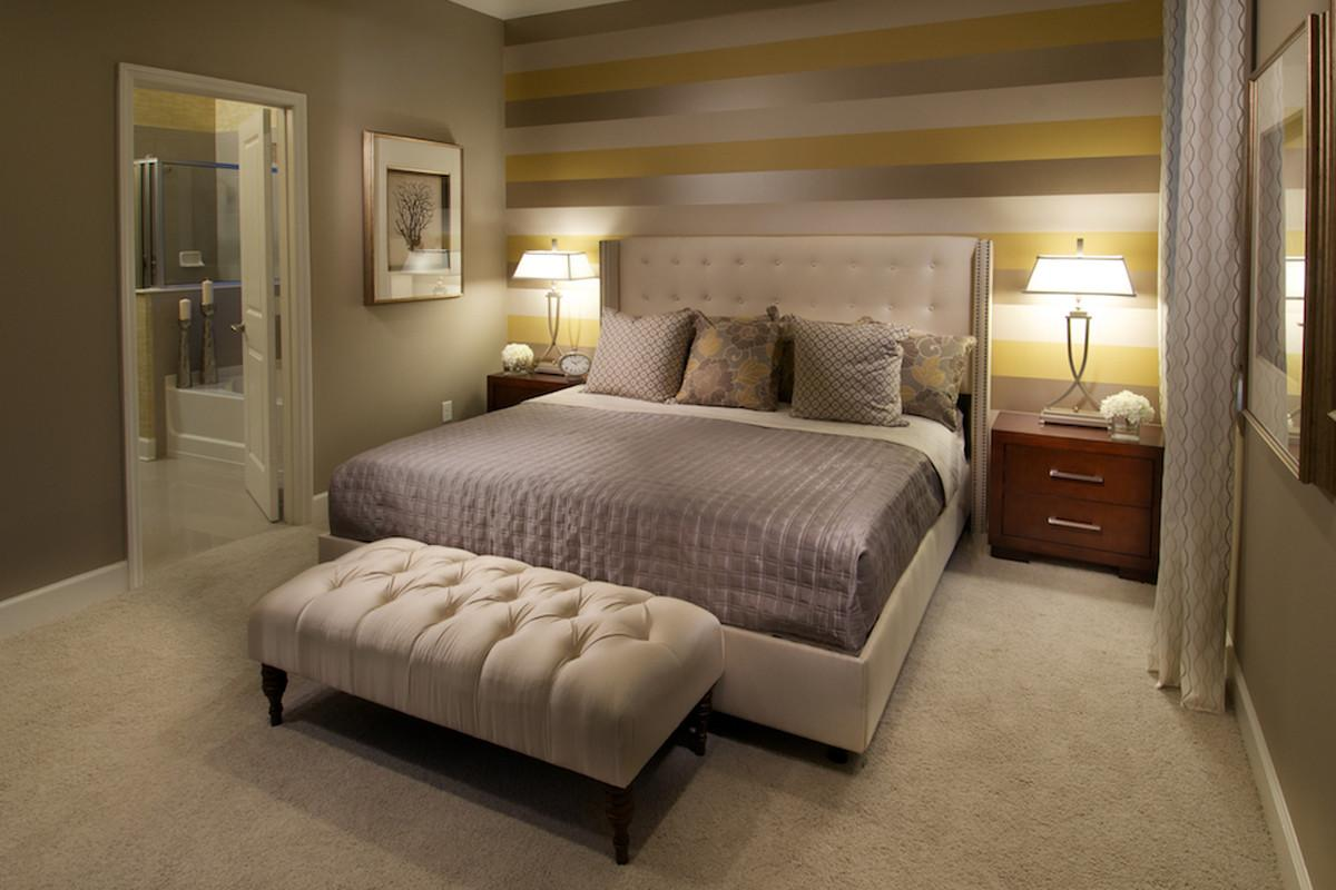 Upholstered Bed Design Modern Contemporary Style