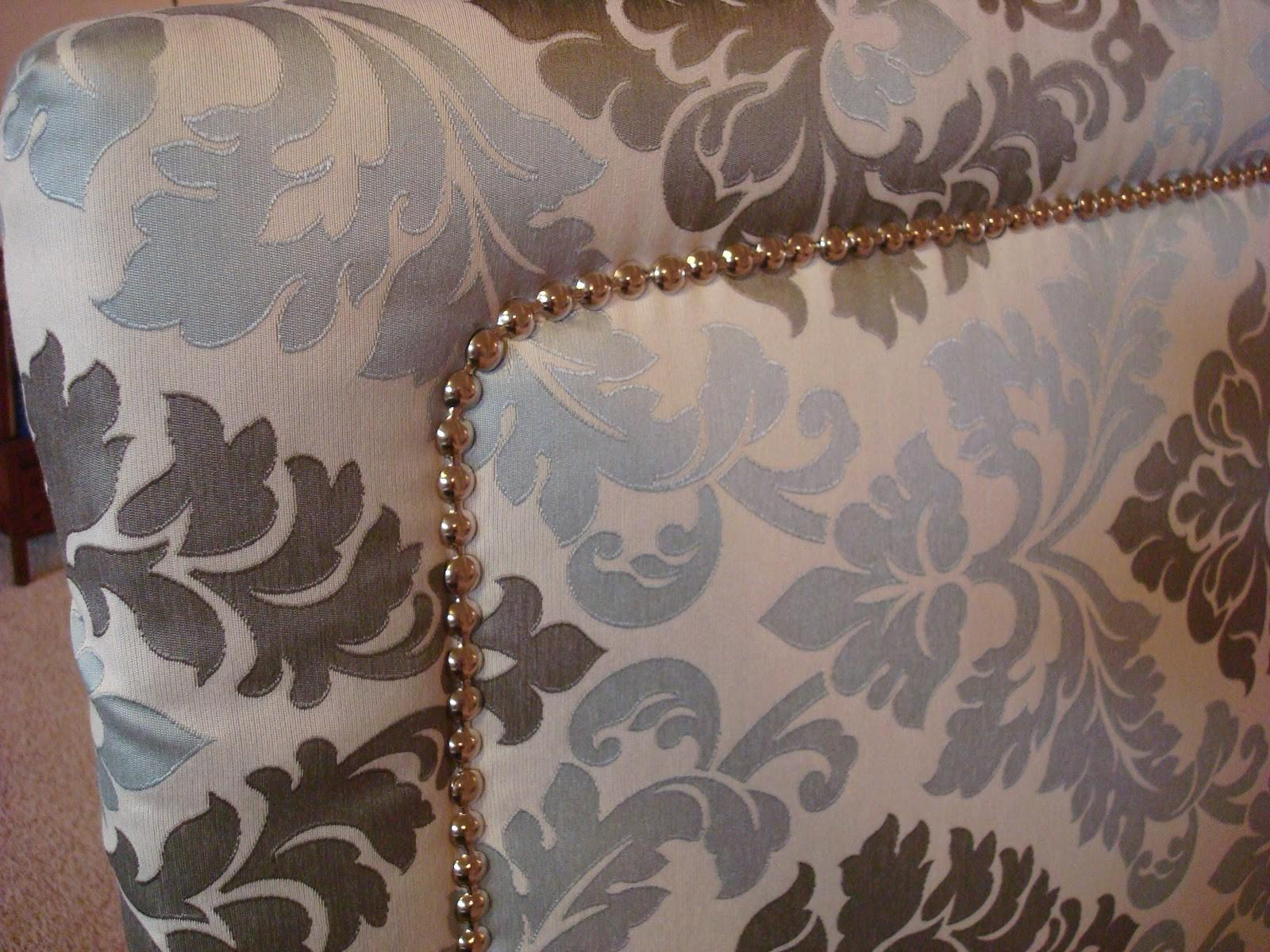 Upholstered Headboard Nailhead Trim Simple Way