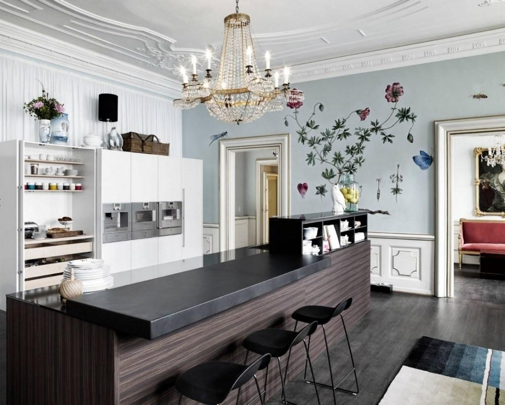 Upscale Biggest Kitchen Trends Carry Into Smooth
